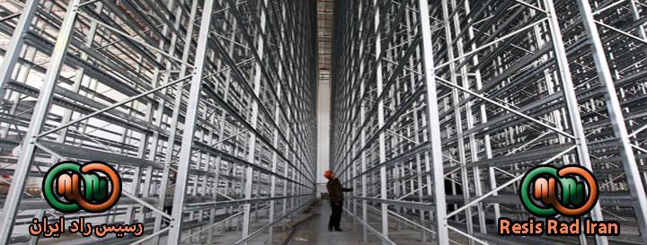 فروش قفسه تولید قفسه خرید قفسه قفسه سنگین  قفسه بندی راک قفسه بندی انبار 100 - گالری تولیدات