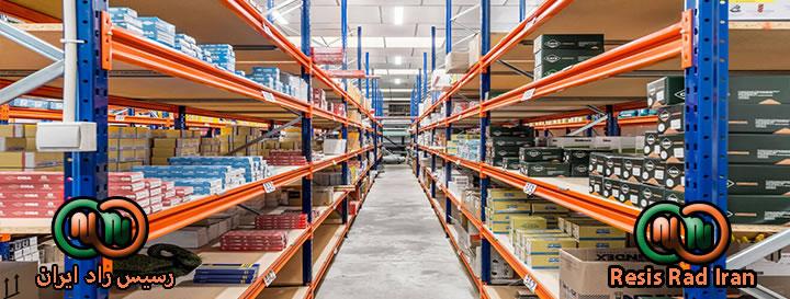 فروش قفسه تولید قفسه خرید قفسه قفسه سنگین  قفسه بندی راک قفسه بندی انبار 101 - قفسه بندی سنگین (راک)