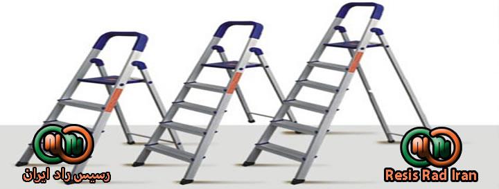 فروش نردبان آلومینیومی خانگی سبک خرید نردبان - نردبان خانگی آلومینیومی