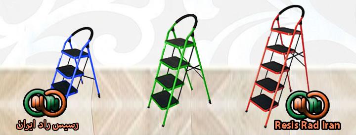 فروش نردبان خانگی خرید نردبان خانگی نردبان پله پهن نردبان تاشو نردبان سبک نردبان محکم - نردبان خانگی و صنعتی