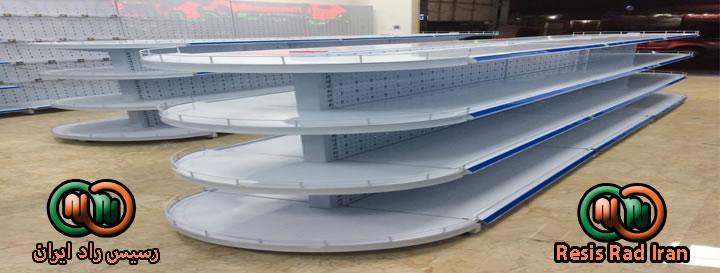 قفسه فروشگاهی هایپری وسط ایست Middle store shelf shelfing الرفوف المخزن shelf shop اتخ111سیشق - قفسه بندی وسط ایست